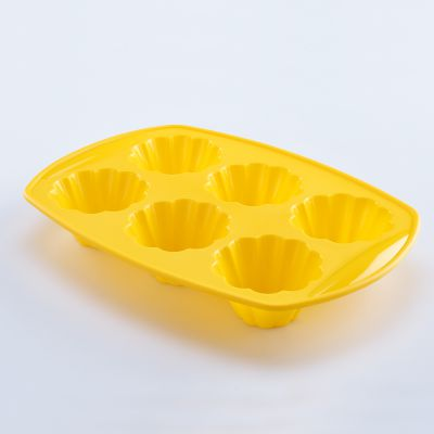 Solis 6 Cups Flower Shaped Muffin Mould