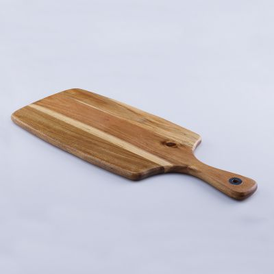 Large Bamboo Cutting Board with Handle