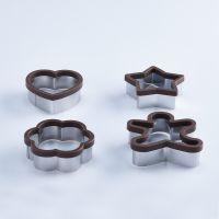 10 Pcs Cookie Cutter Set