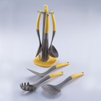 7 Pcs Mimosa Kitchen Gadgets Set with Stand