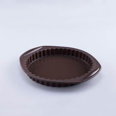 Terra Round Silicone Pie Mould