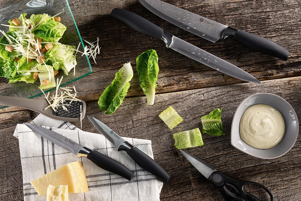 6 Pcs Aria Classic Knife Set