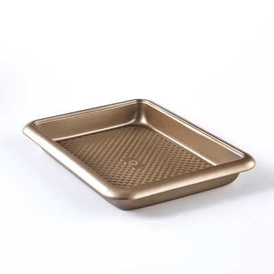 Gold Roasting Pan