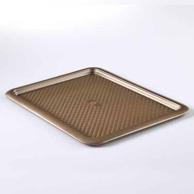Gold Cookie Sheet