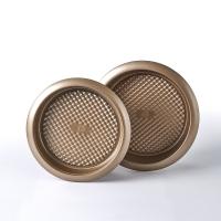 Gold Round Pan